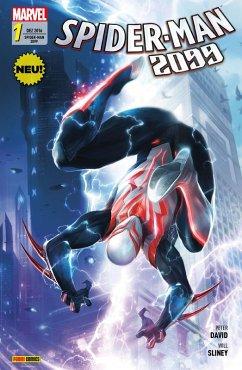 Spider-Man 2099 1 - Anschlag aus der Zukunft (eBook, PDF) - David, Peter