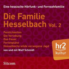 Familie Hesselbach Vol. 2 (MP3-Download) - Schmidt, Wolf