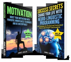 Motivational Books (NLP, Confidence, Motivation...