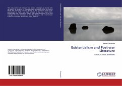 Existentialism and Post-war Literature