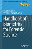 Handbook of Biometrics for Forensic Science