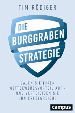 Die Burggraben-Strategie - Rödiger, Tim