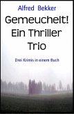 Gemeuchelt! Ein Thriller Trio: Drei Krimis in einem Buch (Alfred Bekker, #2) (eBook, ePUB)