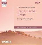 Italienische Reise, 1 MP3-CD