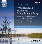 Wanderungen durch die Mark Brandenburg, MP3-CD