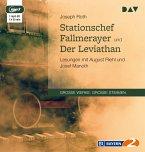 Stationschef Fallmerayer und Der Leviathan, 1 MP3-CD