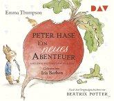 Peter Hase - Ein neues Abenteuer und zwei weitere Geschichten, 1 Audio-CD
