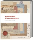 Humboldt dankt, Adenauer dementiert