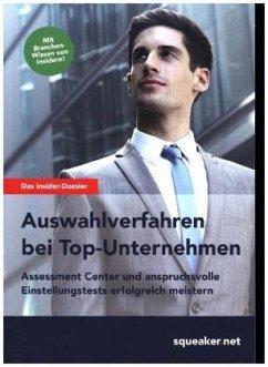 Auswahlverfahren bei Top-Unternehmen - Menden, Stefan