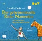 Der geheimnisvolle Ritter Namenlos und fünf weitere klingende Bilderbücher, 1 Audio-CD