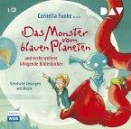 Das Monster vom blauen Planeten und sechs weitere klingende Bilderbücher, 1 Audio-CD