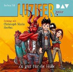 Zu gut für die Hölle / Luzifer junior Bd.1 (2 Audio-CDs) - Till, Jochen