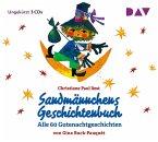 Sandmännchens Geschichtenbuch - Alle 60 Gutenachtgeschichten, 3 Audio-CDs
