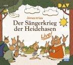 Der Sängerkrieg der Heidehasen - Live!, 1 Audio-CD