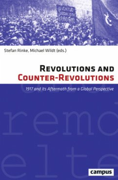 Revolutions and Counter-Revolutions - Rinke, Stefan; Wildt, Michael