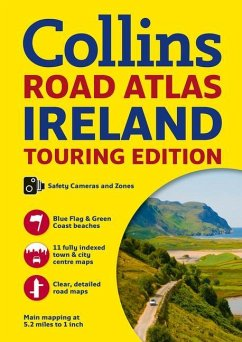 Collins Ireland Road Atlas