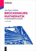 Brückenkurs Mathematik (eBook, ePUB)
