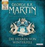 Die Herren von Winterfell / Das Lied von Eis und Feuer Bd.1 (3 MP3-CDs) (Mängelexemplar)