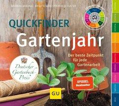 Quickfinder Gartenjahr - Barlage, Andreas;Goss, Brigitte;Schuster, Thomas