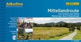 Bikeline Radtourenbuch Mittellandroute