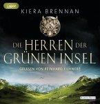 Die Herren der Grünen Insel / Die Irland-Saga Bd.1 (3 MP3-CDs) (Mängelexemplar)