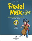 Fiedel-Max goes Cello, m. Audio-CD
