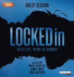 Locked in (2 MP3-CDs) (Mängelexemplar)