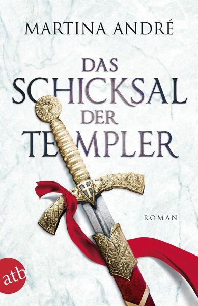 Buch-Reihe Die Templer von Martina André
