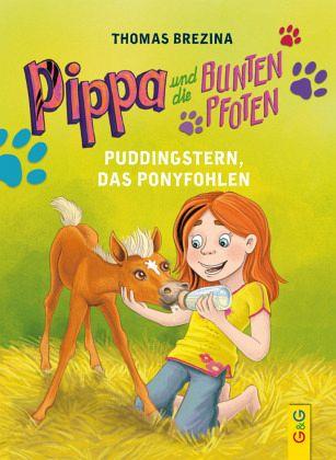 Buch-Reihe Pippa und die bunten Pfoten