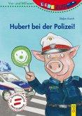 Hubert bei der Polizei!
