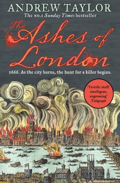 The Ashes of London - Taylor, Andrew
