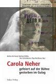 Carola Neher - gefeiert auf der Bühne, gestorben im Gulag (eBook, PDF)