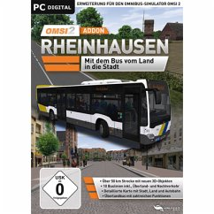 OMSI 2 Add-On Rheinhausen (Download für Windows)