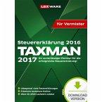TAXMAN 2017 für Vermieter (für Steuerjahr 2016) (Download für Windows)