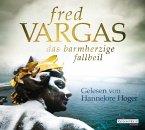 Das barmherzige Fallbeil / Kommissar Adamsberg Bd.11 (6 Audio-CDs) (Mängelexemplar)
