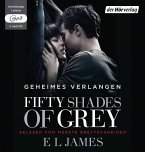 Fifty Shades of Grey - Geheimes Verlangen / Shades of Grey Trilogie Bd.1 (2 MP3-CDs) (Mängelexemplar)