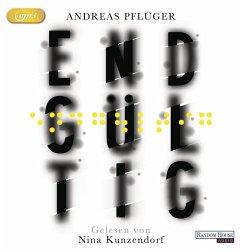 Endgültig / Jenny Aaron Bd.1 (3 MP3-CDs) (Mängelexemplar) - Pflüger, Andreas
