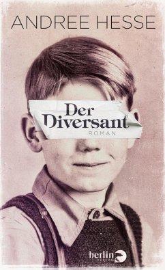 Der Diversant (eBook, ePUB) - Hesse, Andree