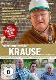 Polizeihauptmeister Krause - Alle 5 Krause-Filme