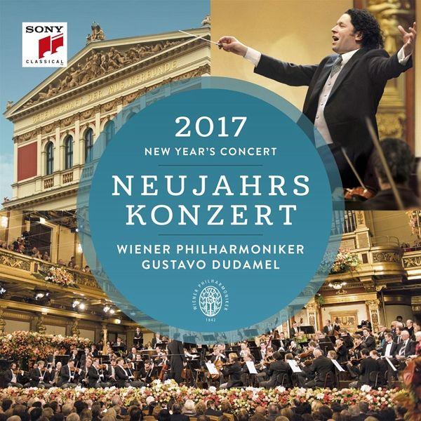 Neujahrskonzert 2017 - Dudamel,Gustavo/Wiener Philharmoniker