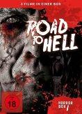 Horror Box - Volume 4: Bad Dreams - Dämonen der Nacht, Coffin, The Texas Roadside Massacre) DVD-Box