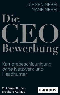 Die CEO-Bewerbung (eBook, PDF)