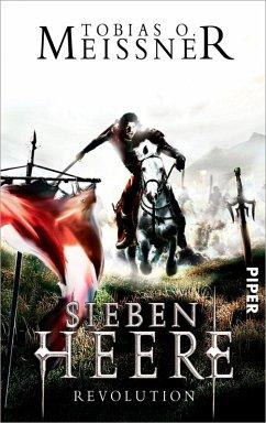 Revolution / Sieben Heere Bd.2 (eBook, ePUB) - Meißner, Tobias O.