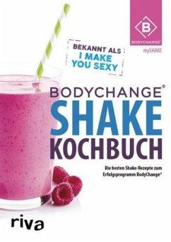 BodyChange® Shake-Kochbuch - BodyChange®
