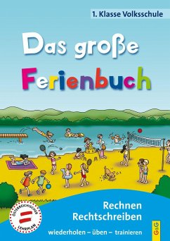 Das große Ferienbuch - 1. Klasse Volksschule
