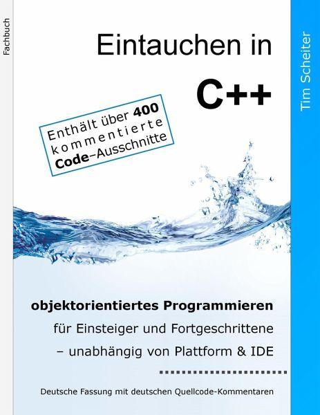 Eintauchen in C++ - Scheiter, Tim
