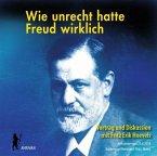 Wie unrecht hatte Freud wirklich?, 2 Audio-CDs