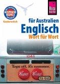 Reise Know-How Sprachführer Englisch für Australien - Wort für Wort