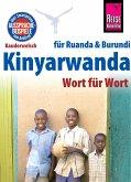 Reise Know-How Sprachführer Kinyarwanda - Wort für Wort (für Ruanda und Burundi)