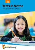 Tests in Mathe - Lernzielkontrollen 2. Klasse